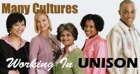 Many Cultures Working in UNISON
