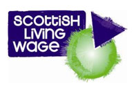 Scottish Living Wage logo