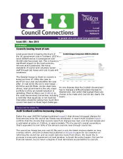 Council Connections 5 November 2013 - PDF