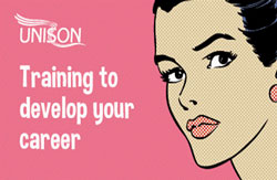 Trainin to develop your career