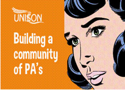 Building a community of PAs